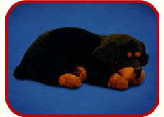 synthetic furry animal decoration, fur animal decoration, lifelike fur animal, lifelike sleeping pet