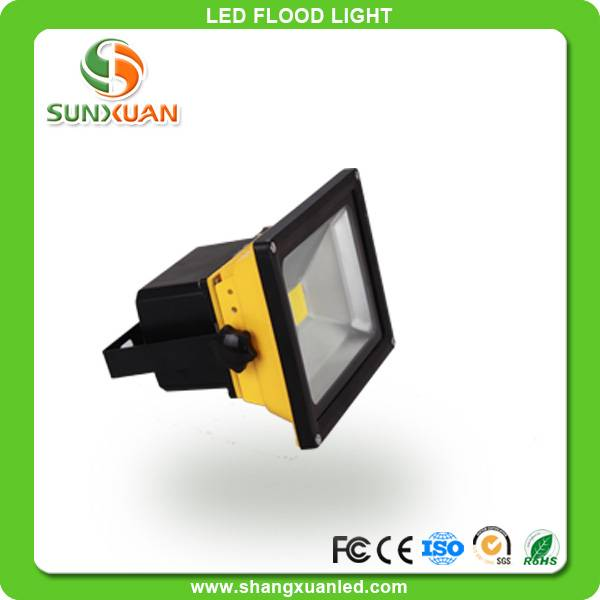 sunlamps rechargeable battery powered 20W led floodlight