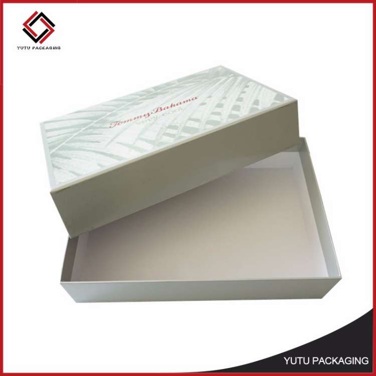 Low costs wholesale packaging recycled paper box