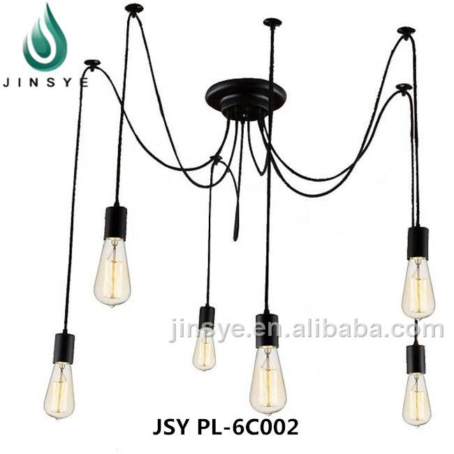 Mental lamp shade pendant lighting commercial lamps chandelier