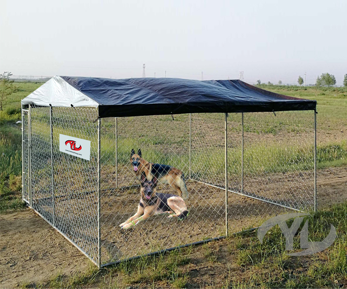 Hot sale Chainlink fence panel