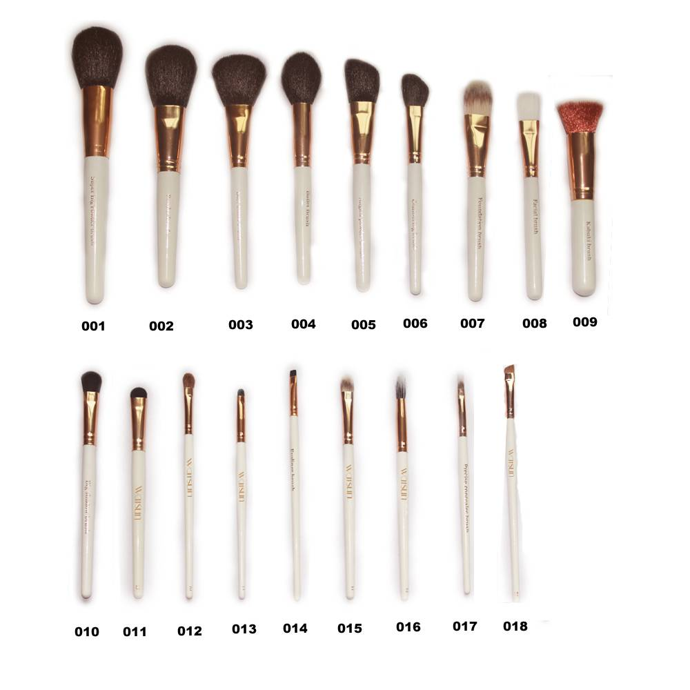 Makeup Brush Set- WSM-S02