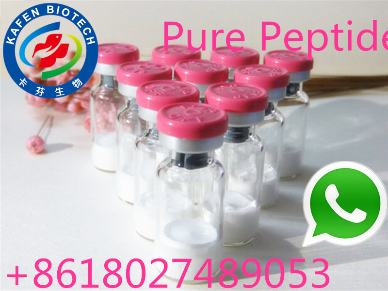 Ghrp-6 Releasing Peptide Ghrp6 for Fat Loss 2 Mg / Vial Freeze-Dried Powder 87616-84-0