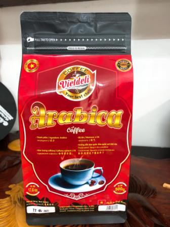 Sell ARABICA ROASTED COFFEE BEANS - Viet Deli Coffee Co., Ltd