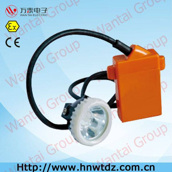 KL4(5)LM(A) Explosion-proof mining LED head lamp