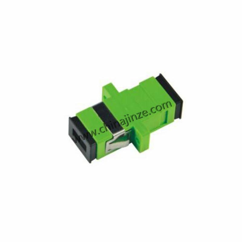 sc simplex adaptor,fiber optic adaptor