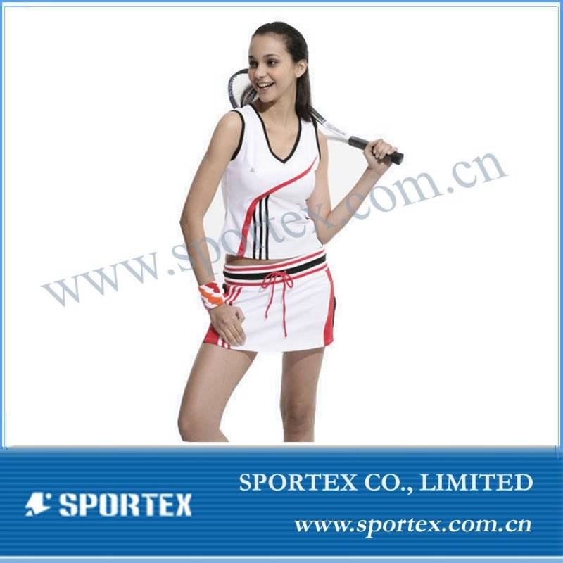fashion tennis wear