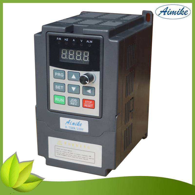 1.5kw 1 phase variable speed drive 0~400hz water pump welding frequency converter vfd