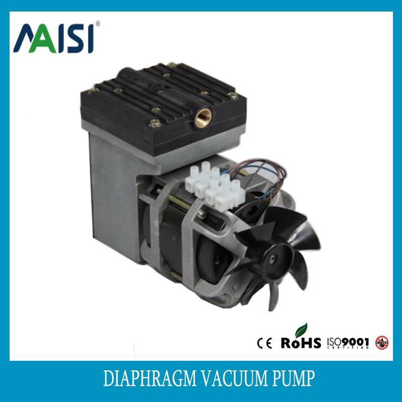 Single stage oil free diaphragm air pump vacuum pump 220v