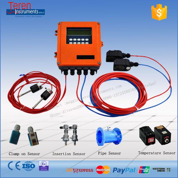 TDS-100F ultrasonic flow meter factory Dalian