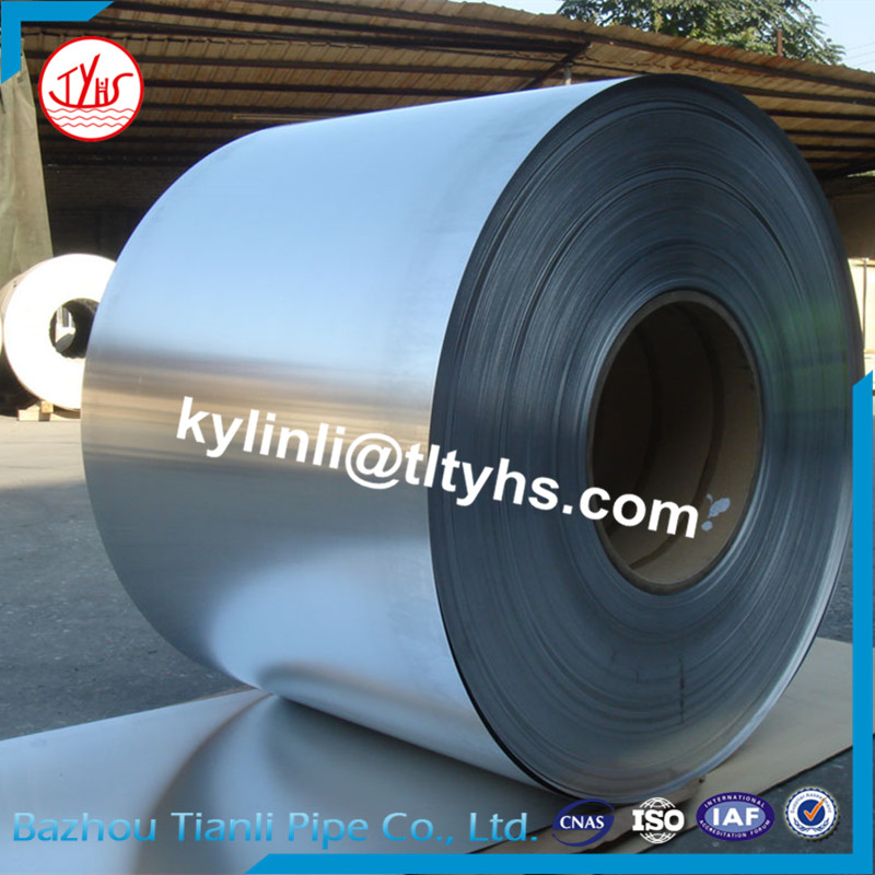 high carbon 65mn spring steel strips