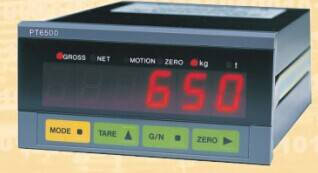 PT650D Mini Weighing indicator with RS232/485