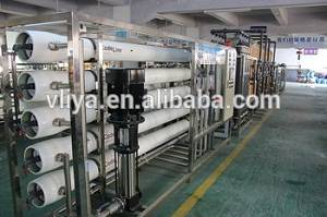 Vliya industrial RO System Water Treatment Plant
