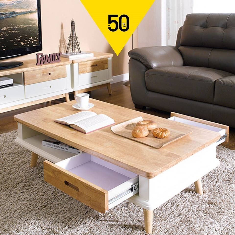 Table with cabinets - special design