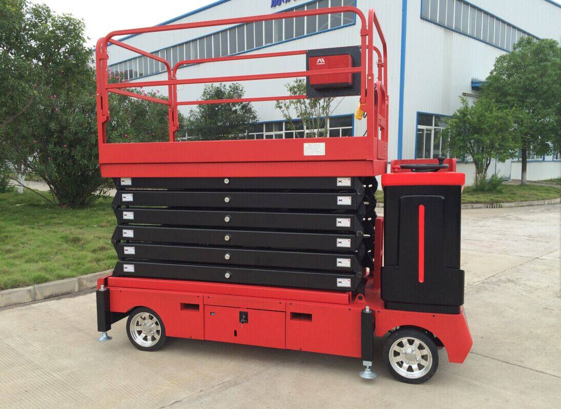 SJZ0.5-9 Self-Proprelled Scissor Lift