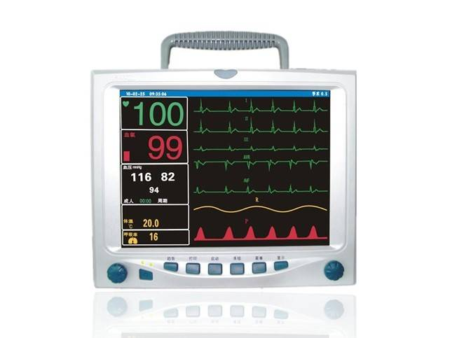 12.1inch Multi-parameter Patient Monitor