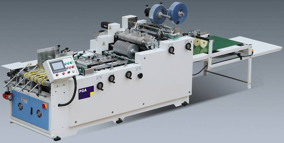 Automatic Window Patching Machine (TC-650G)