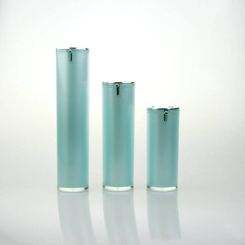 Acrylic Lotion Bottles for Cosmetic Packaging
