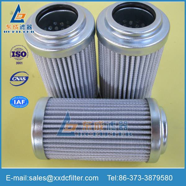 Hot sale filtrec hydraulic filters for hydraulics systems