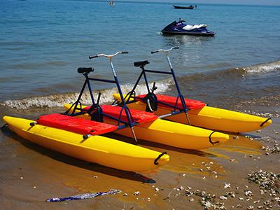 Polyethylene Water Bike