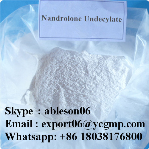 Muscle Gains Raw Steroid Powder Nandrolone undecylate CAS 862-89-5