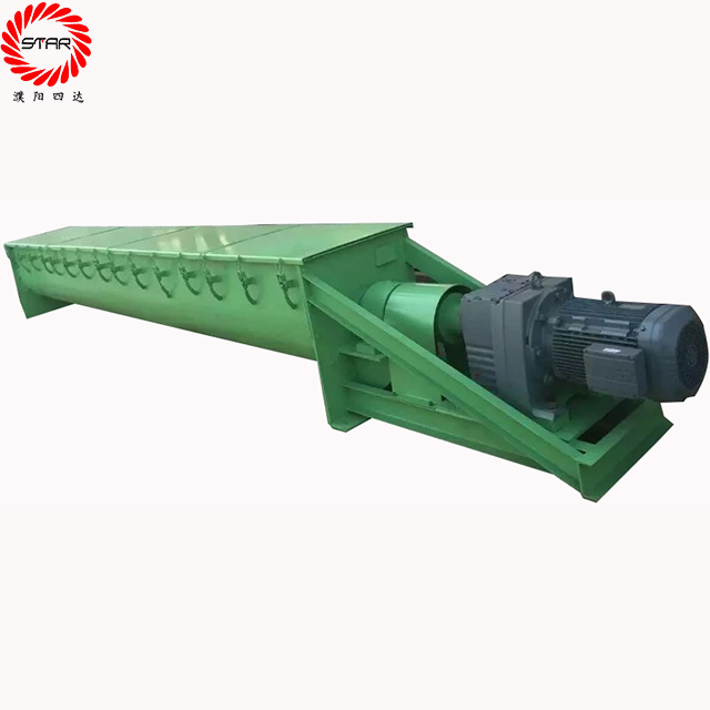 Well Drilling Solid Control System Electric Screw Conveyer