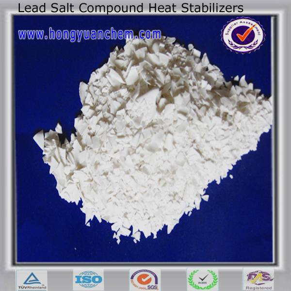 Dust-free/Lead salt  Heat Stabilizer special for wires and cables