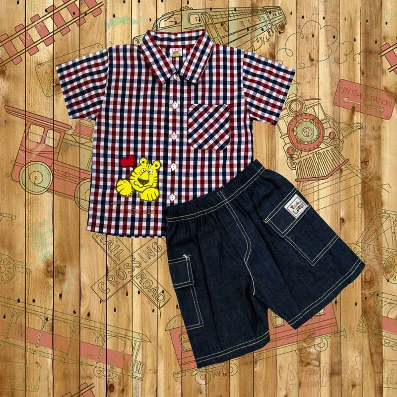 Fushion Kids Baby Boy Infant Children Cltohes  Shirt Knit Cotton Boutique Garment Wholesale clothing