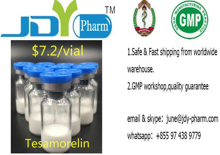 Tesamorelin,tesamorelin, 99%Hot selling