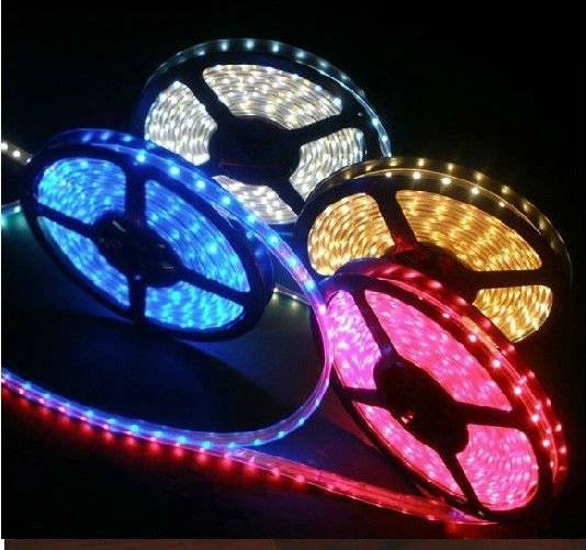 New year gift, 60leds 12v 5050 RGB led strip