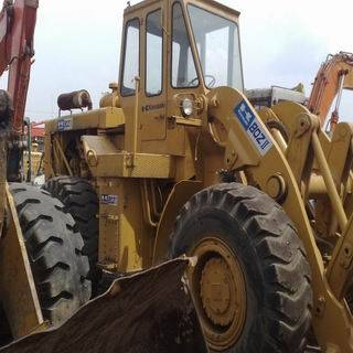 used kawasaki loader 90-4