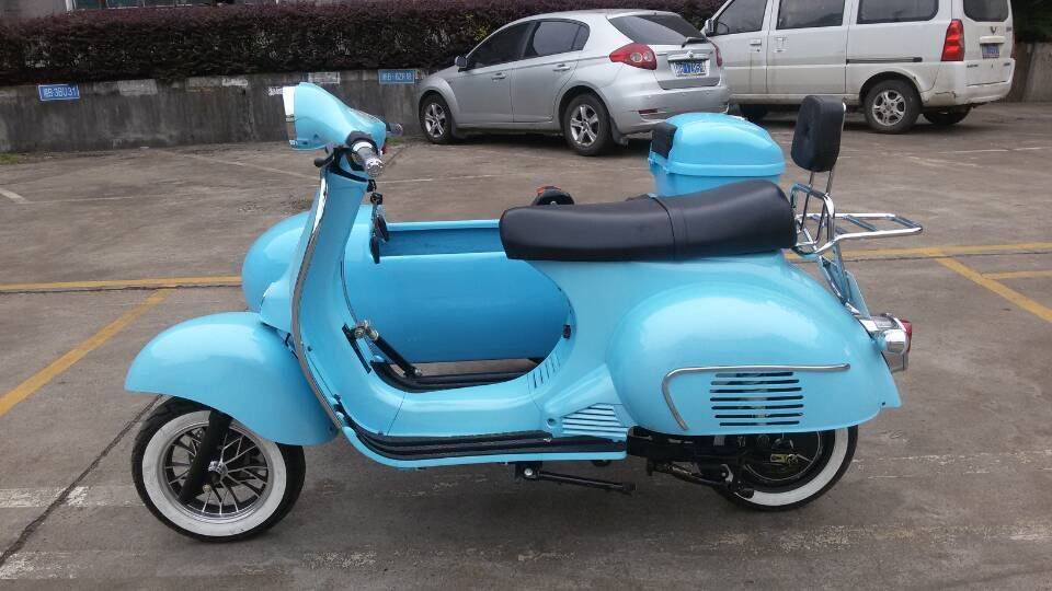 KXDD Electirc tricycle(Blue)