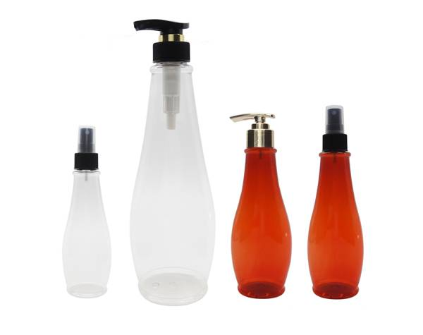 cosmetic pump bottles