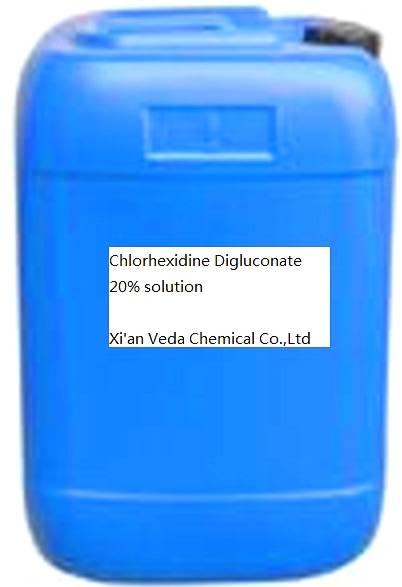 chlorhexidine digluconate; 18472-51-0; API; EP/BP/USP