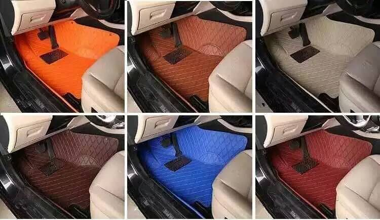 Standard 100% PVC & XPE 3d car mat china manufacture car mat