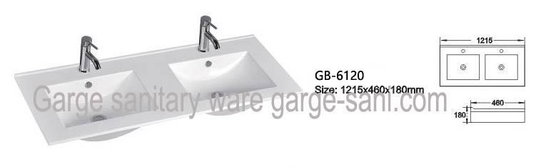sanitary ware bathroom cabinet basins