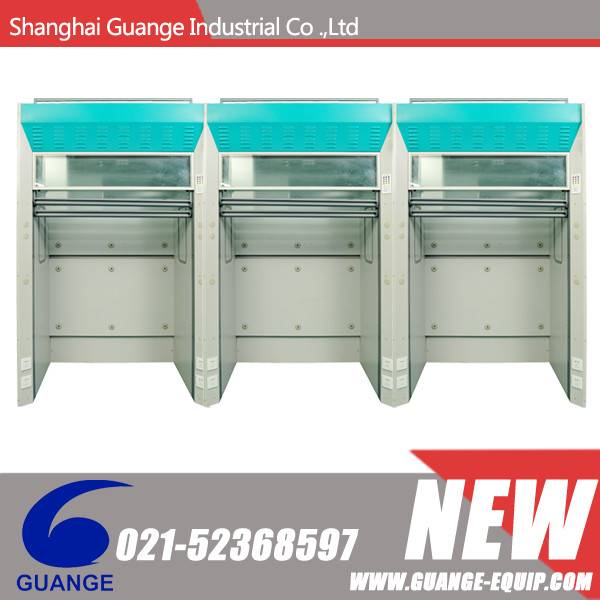 School Furniture Walk in Fume Hood/Laminar Flow Cabinet SHGG-T57115