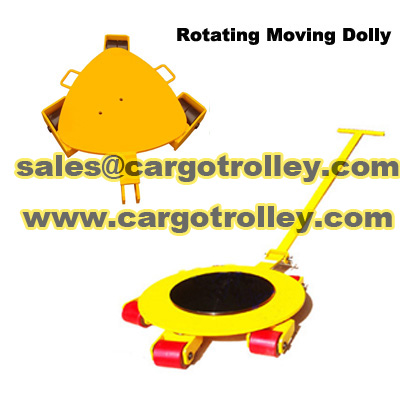 Load moving skates capacity