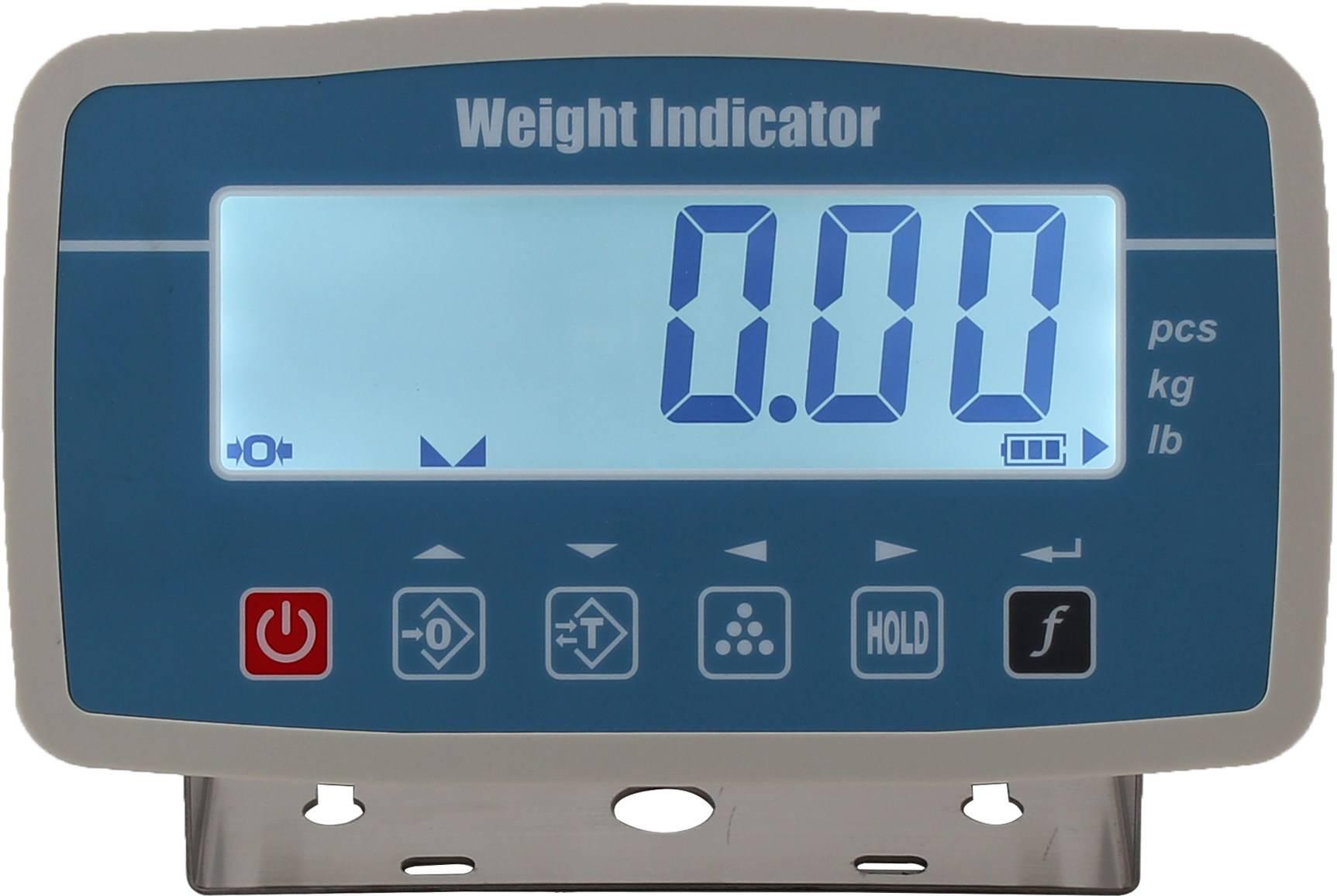Indicator with large LCD display HF12