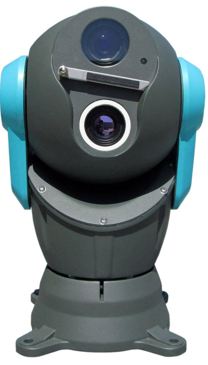 bi-spectrum vehicle-mounted dome camera