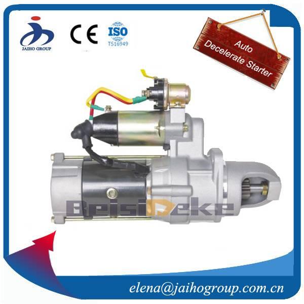 Starter Motor for Kumatsu S6D95 24V 6.0kW 11T 600813360 0230001290 0230001410