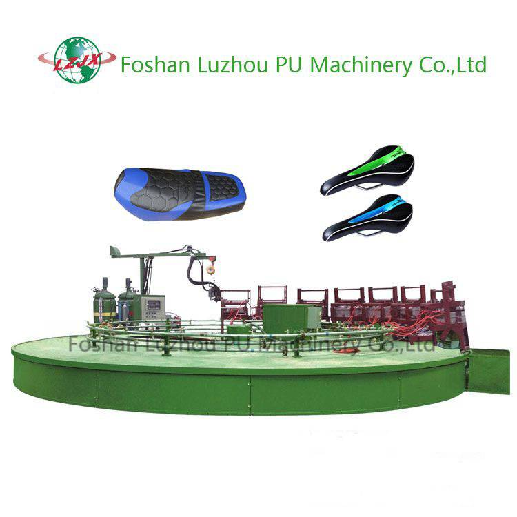 2015 HOT SALES SPONGE AND CAR CUSHION PU INJECTION MACHINE