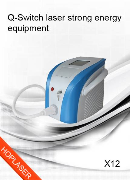 nd yag laser hair removal machine