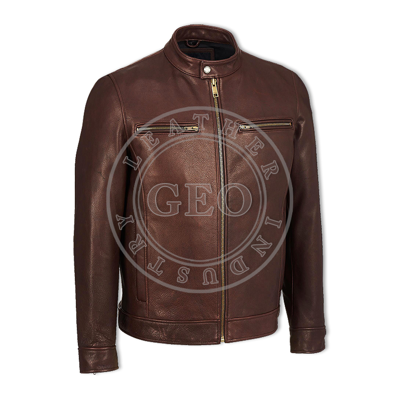 Winter Fashion Leather Jackets For Men