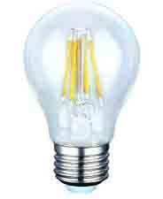 A60 Led filament bulb 6w