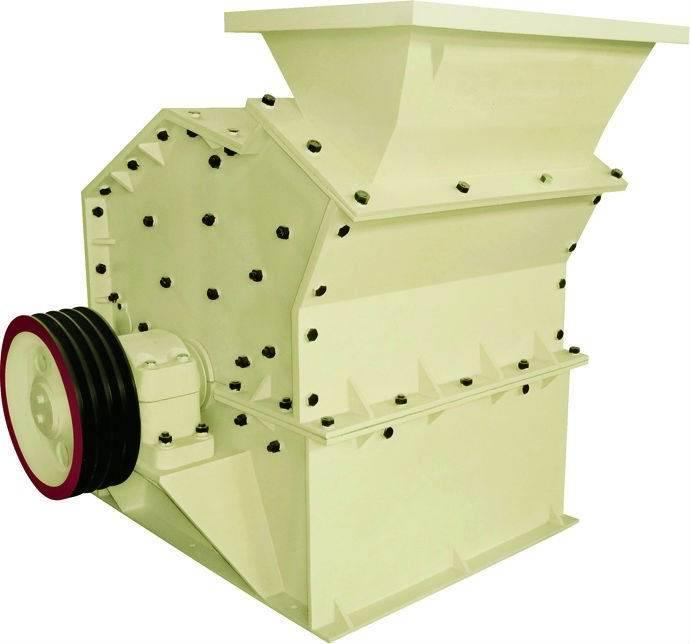 Construction Equipment Fine Gravel Crusher