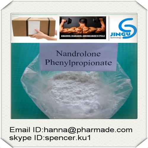 Nandrolone PhenylPropionate NPP anabolic raw steroids