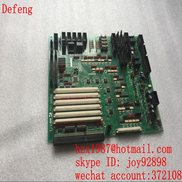 sumitomo SED machine SXIO board SA765587BC SA765621AX program card