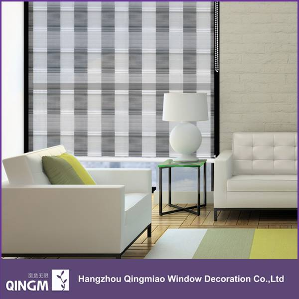 Hot Sale Durable Polyester Window Blind Have Good Feeling