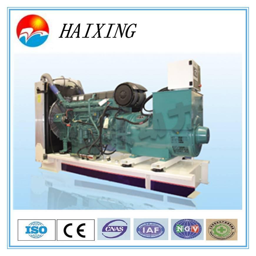VOLVO series 68kw-600kw generator set